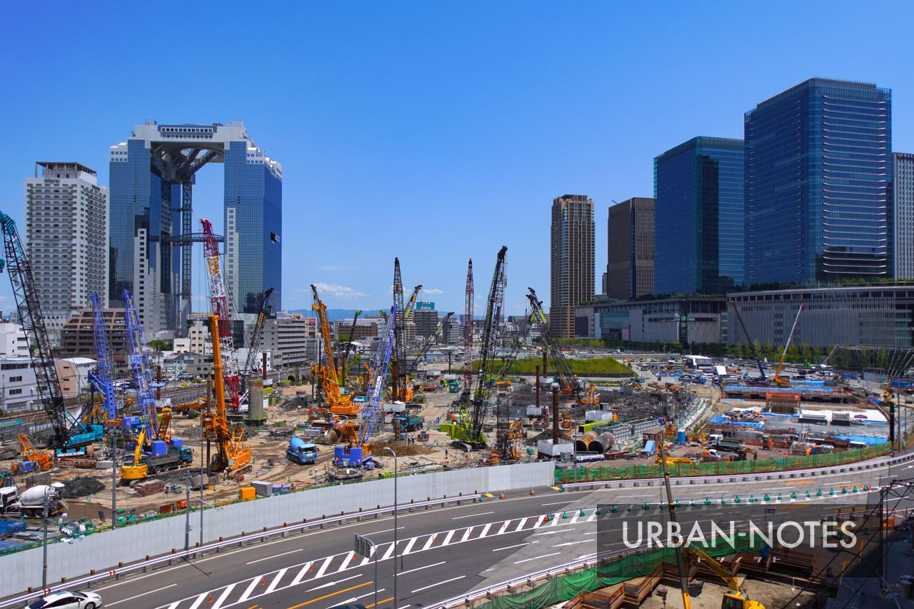うめきた2期地区開発事業 2021年7月 03