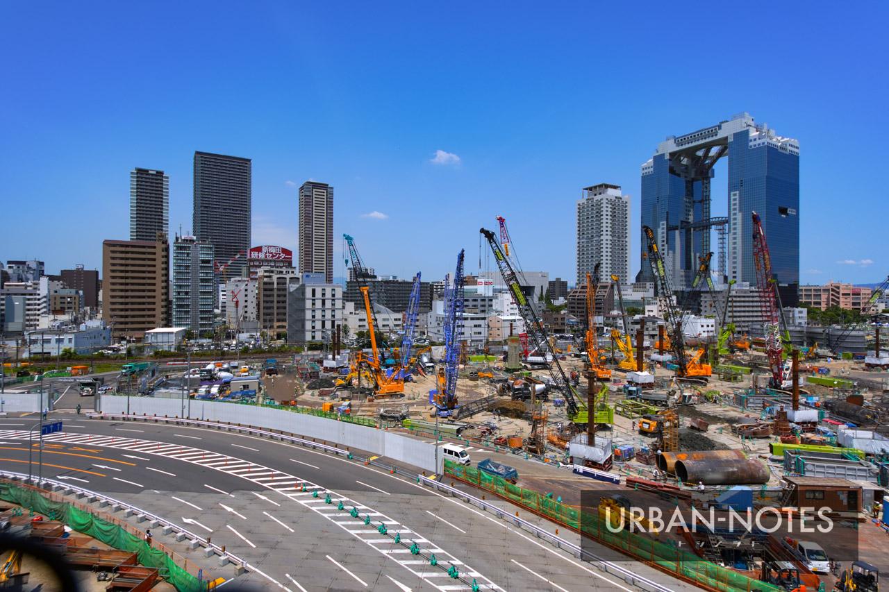 うめきた2期地区開発事業 2021年7月 04