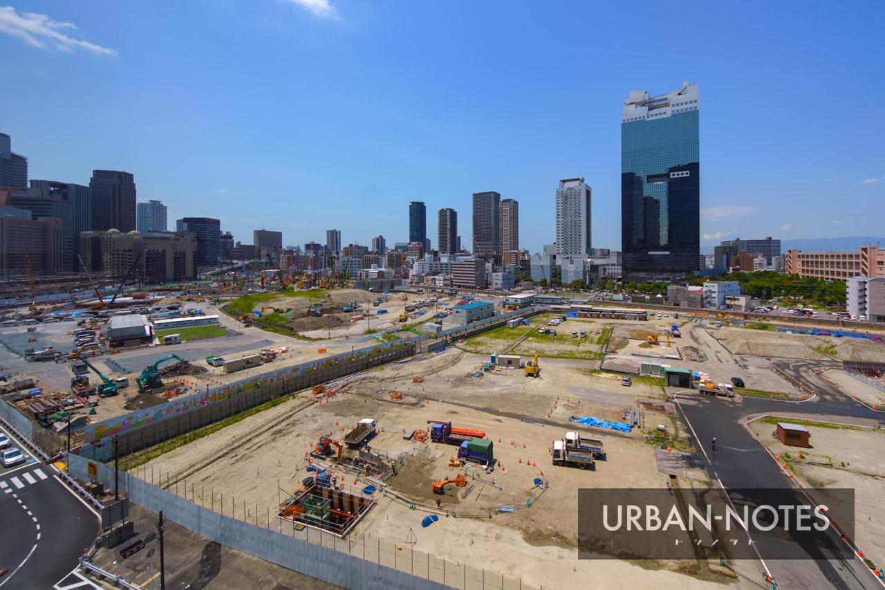 うめきた2期地区開発事業 2021年7月 05
