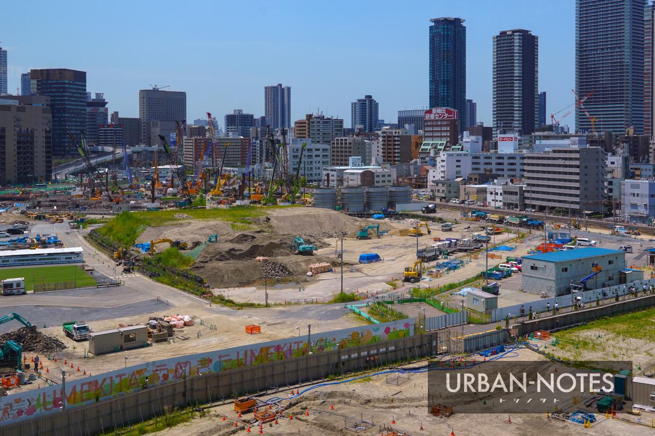 うめきた2期地区開発事業 2021年7月 06