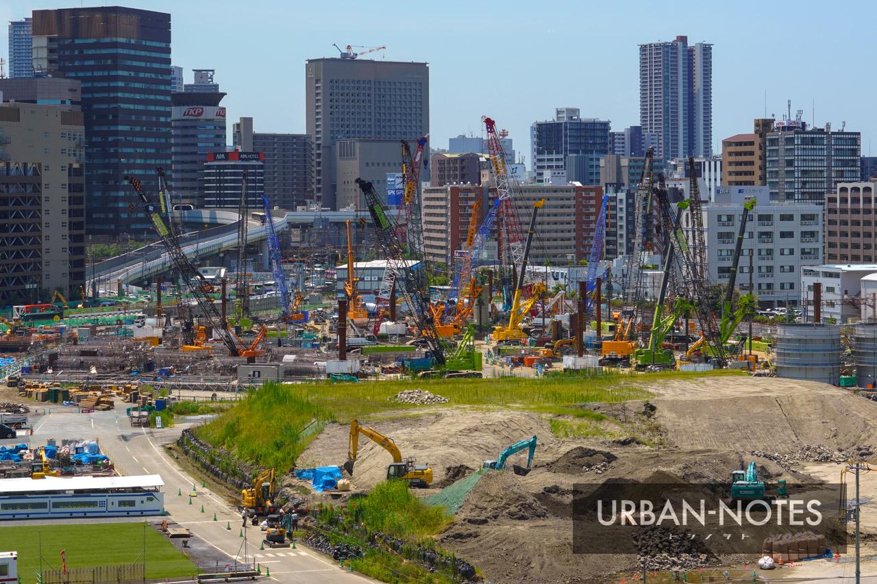 うめきた2期地区開発事業 2021年7月 07