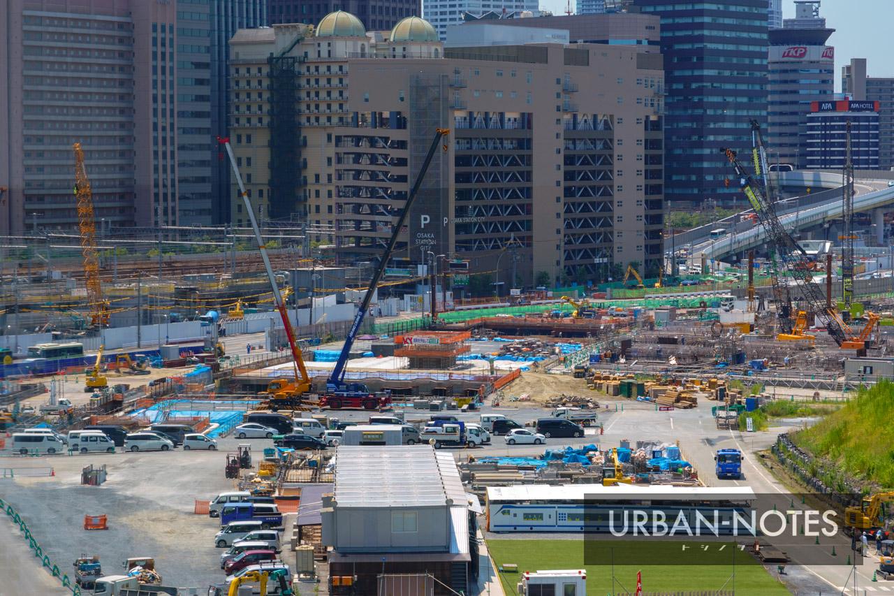 うめきた2期地区開発事業 2021年7月 08