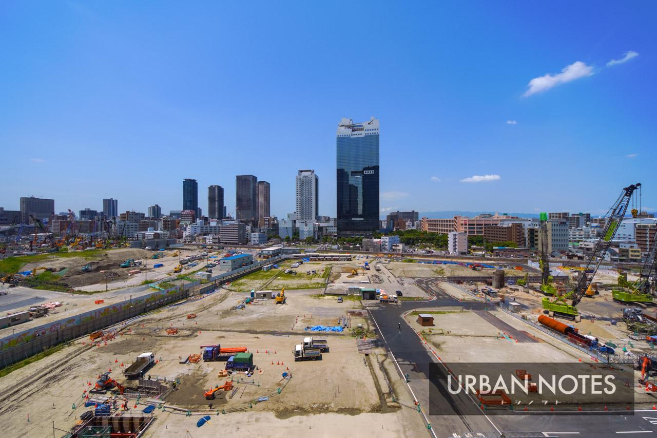 うめきた2期地区開発事業 2021年7月 09
