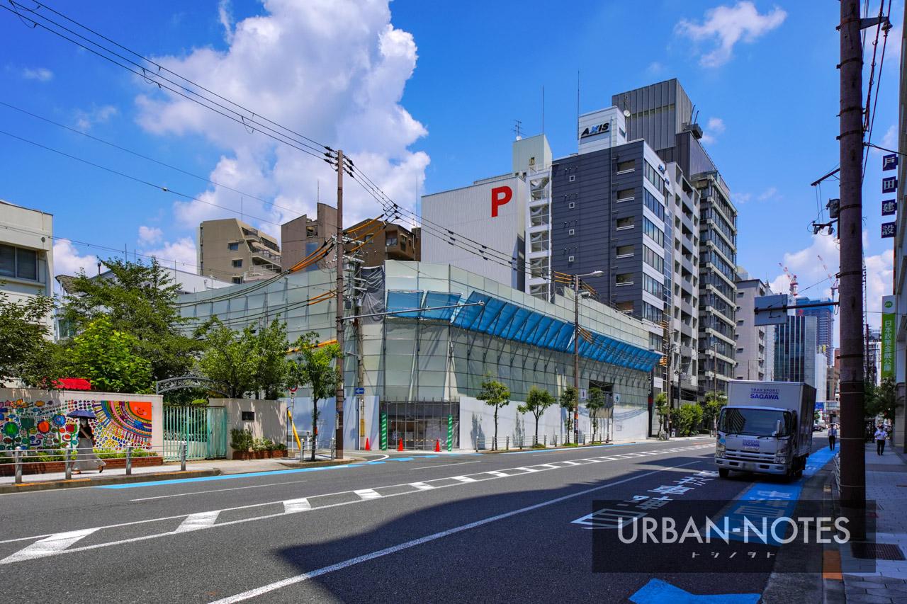 (仮称)大阪市西区靱本町PJ 2021年8月 01