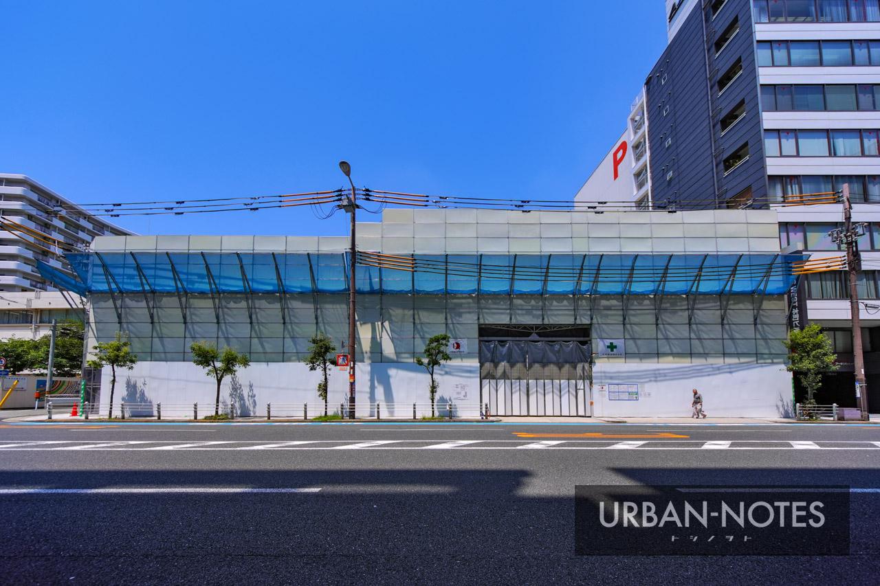 (仮称)大阪市西区靱本町PJ 2021年8月 02