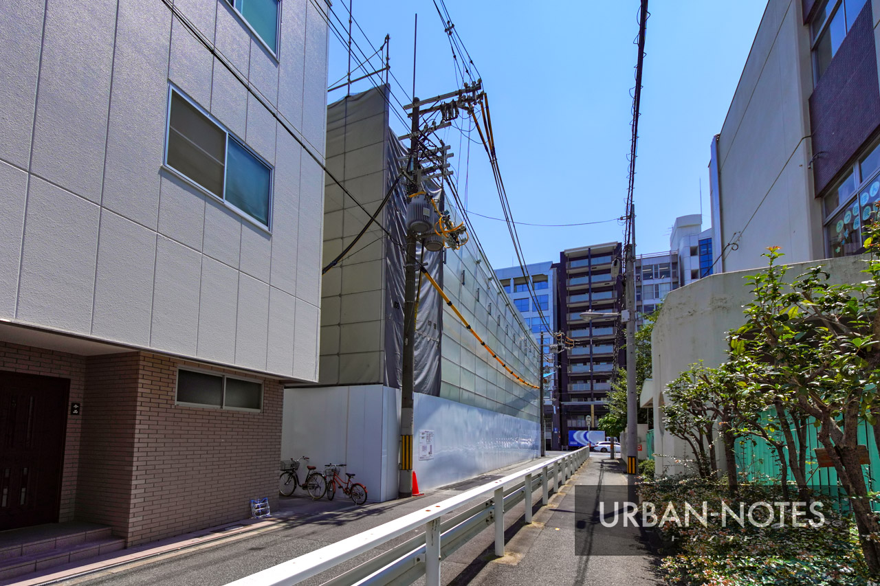 (仮称)大阪市西区靱本町PJ 2021年8月 04