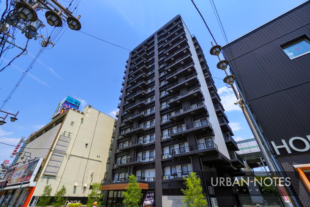 Willows Hotel 大阪新今宮 2021年8月 03