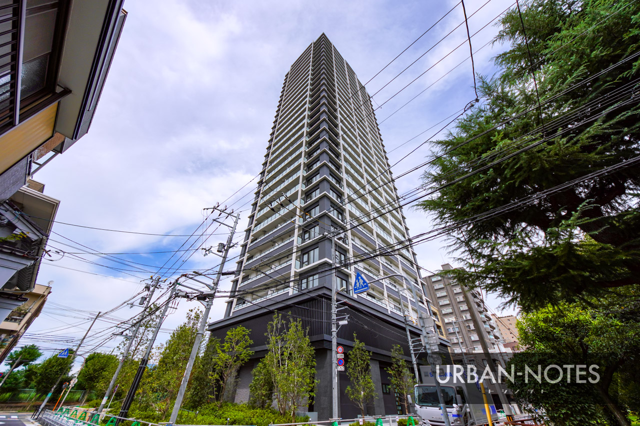 シエリア大阪上町台パークタワー 2021年9月 04