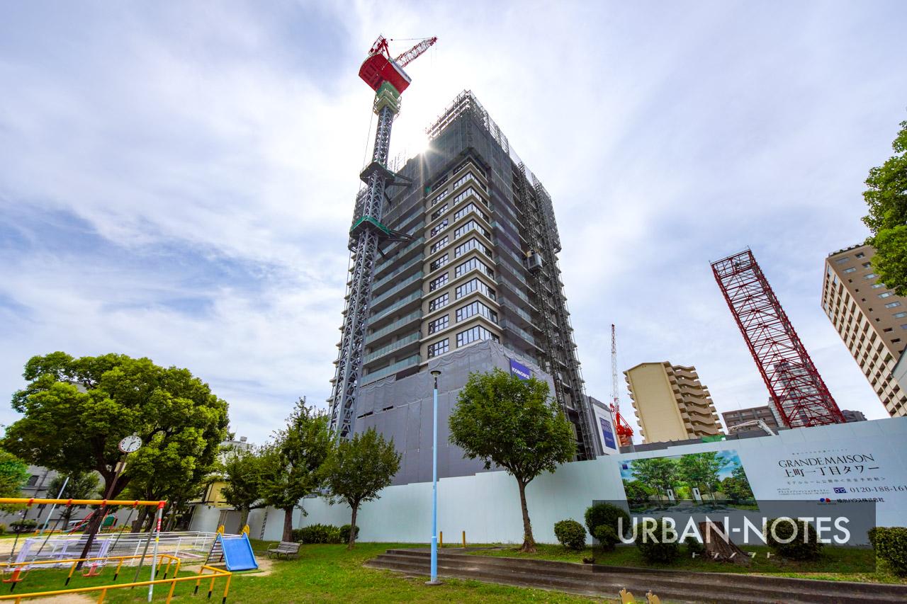 グランドメゾン上町一丁目タワー 2021年9月 04
