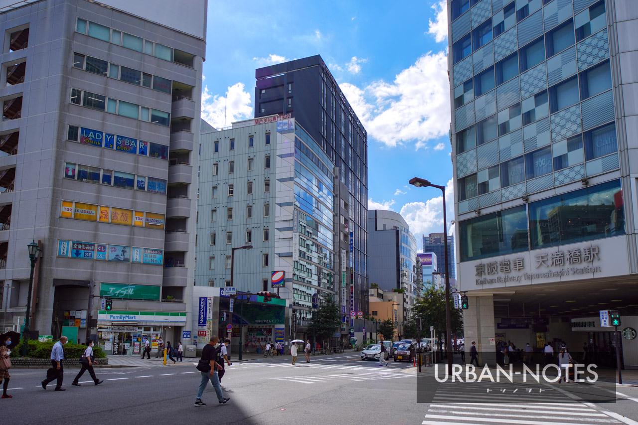 ホテル京阪 天満橋駅前 2021年9月 01