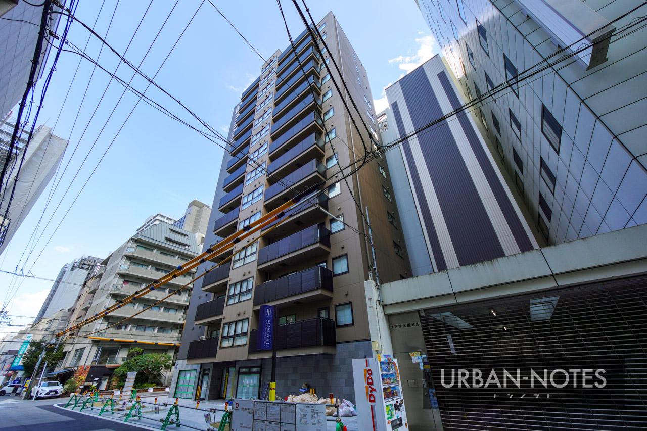 ホテルMIMARU (仮称)南船場2丁目 新築工事 2021年10月 03