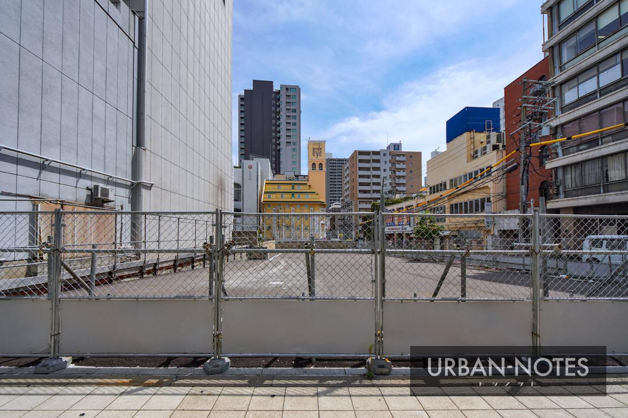 (仮称)近鉄北ビル跡地マンションPJ 新築工事 2021年9月 04