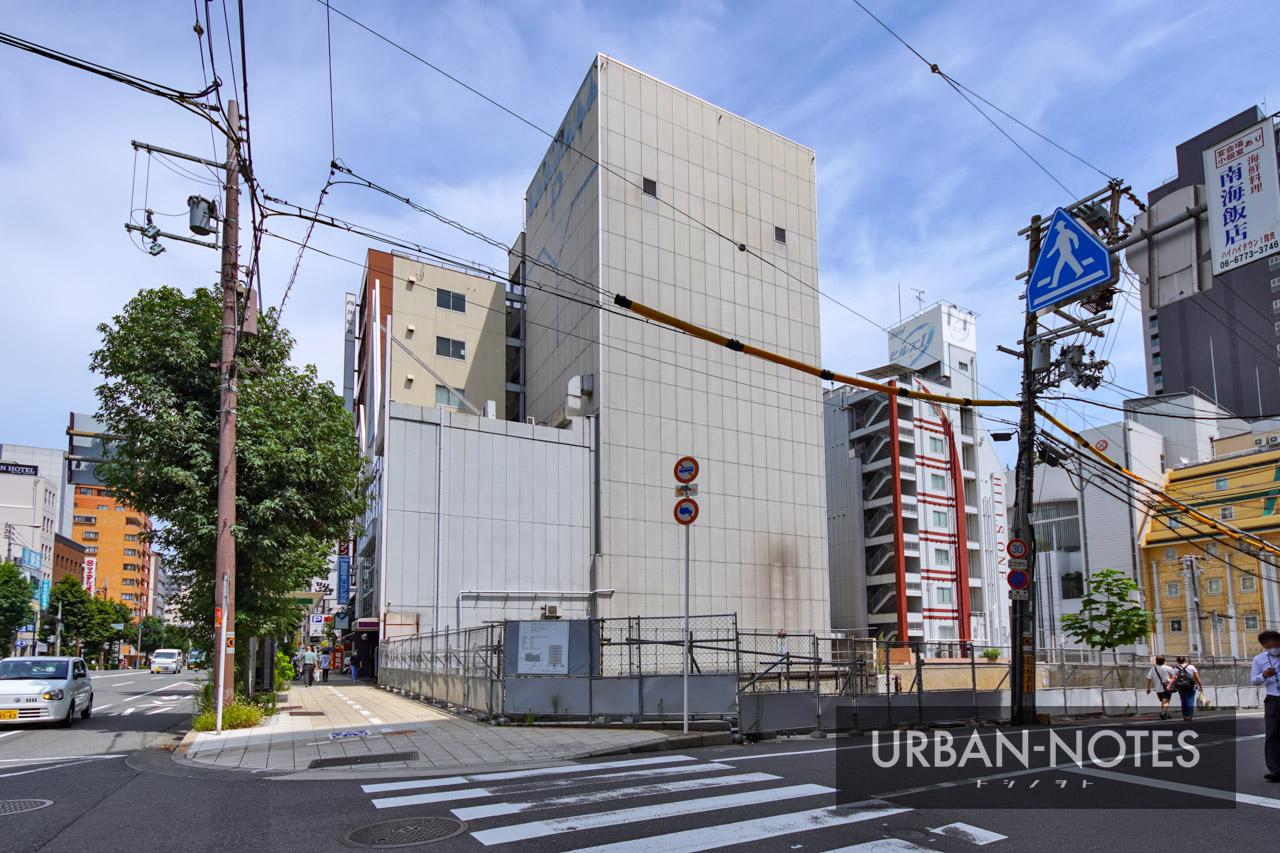 (仮称)近鉄北ビル跡地マンションPJ 新築工事 2021年9月 05