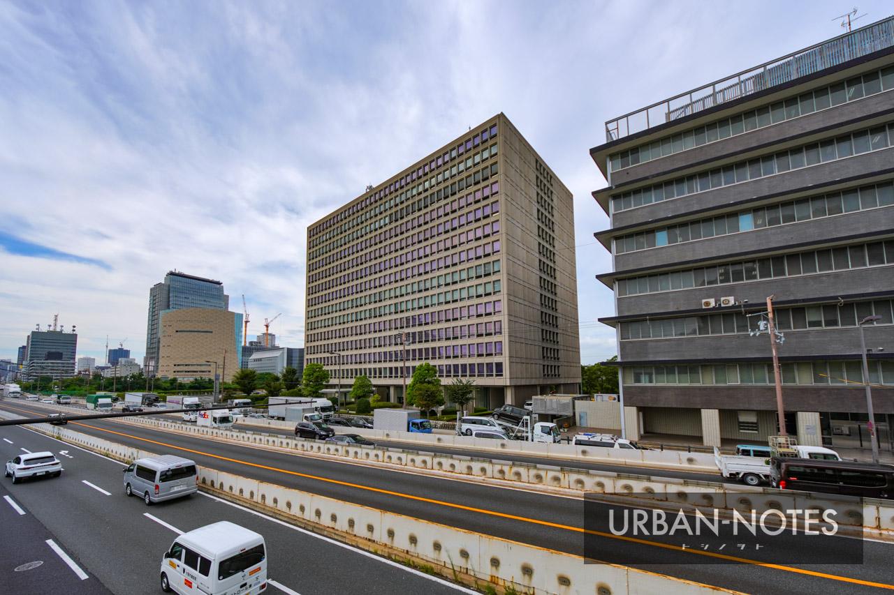 NTT西日本本社ビル建替計画 (法円坂北特定街区) 2021年9月 02