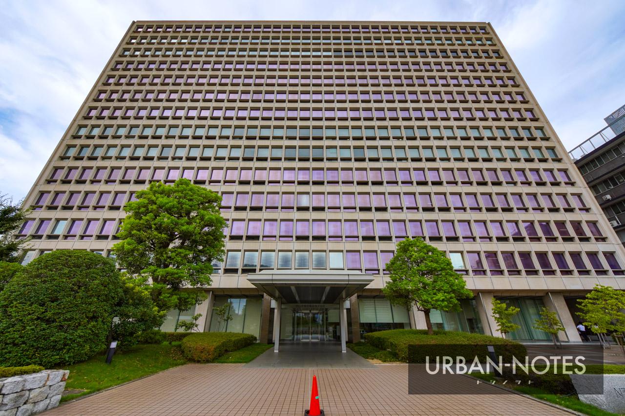 NTT西日本本社ビル建替計画 (法円坂北特定街区) 2021年9月 03