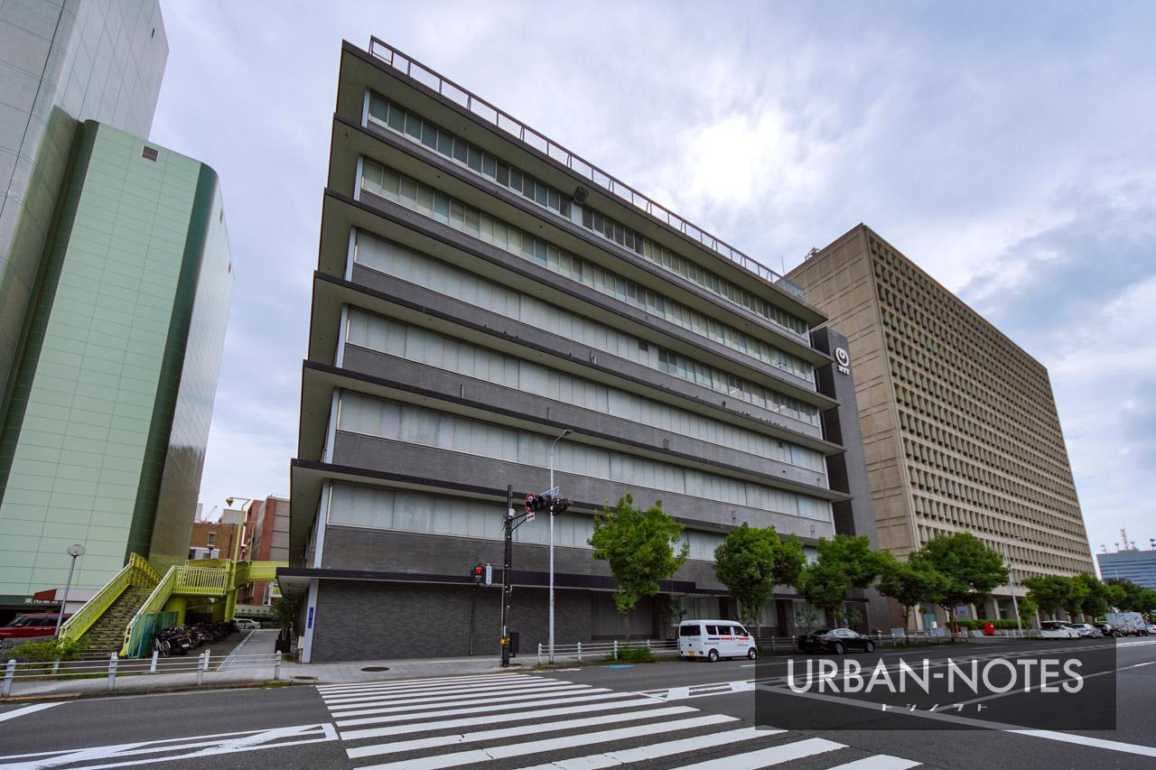 NTT西日本本社ビル建替計画 (法円坂北特定街区) 2021年9月 06