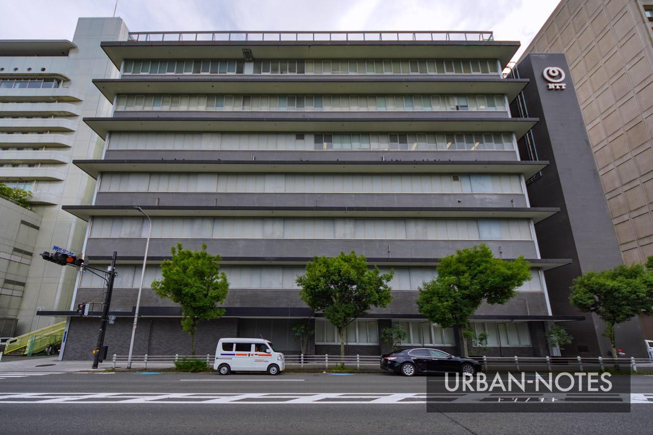 NTT西日本本社ビル建替計画 (法円坂北特定街区) 2021年9月 07