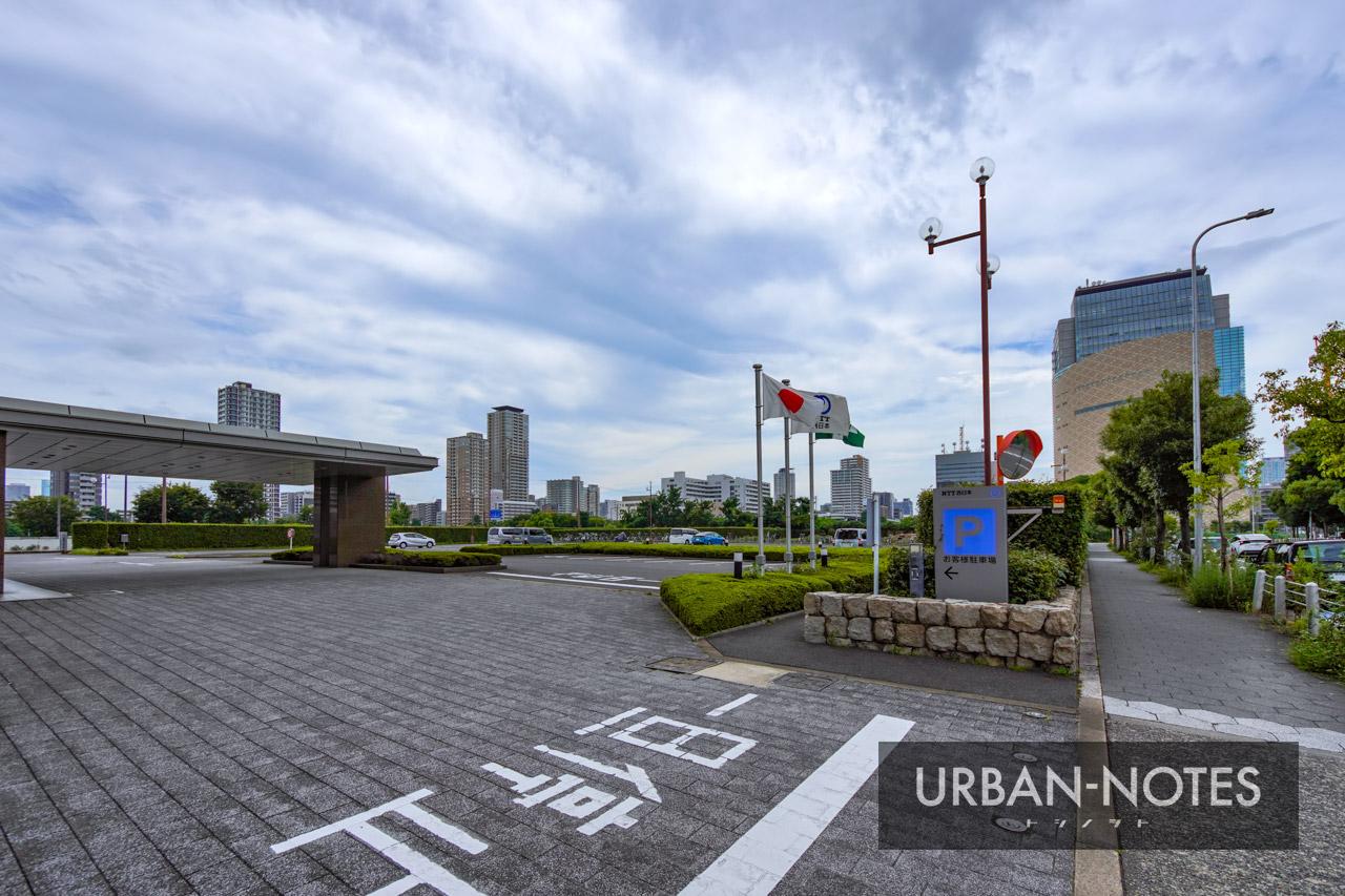 NTT西日本本社ビル建替計画 (法円坂北特定街区) 2021年9月 09