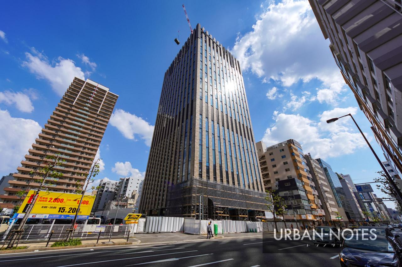 大阪厚生信用金庫新本店ビル 2021年10月 03