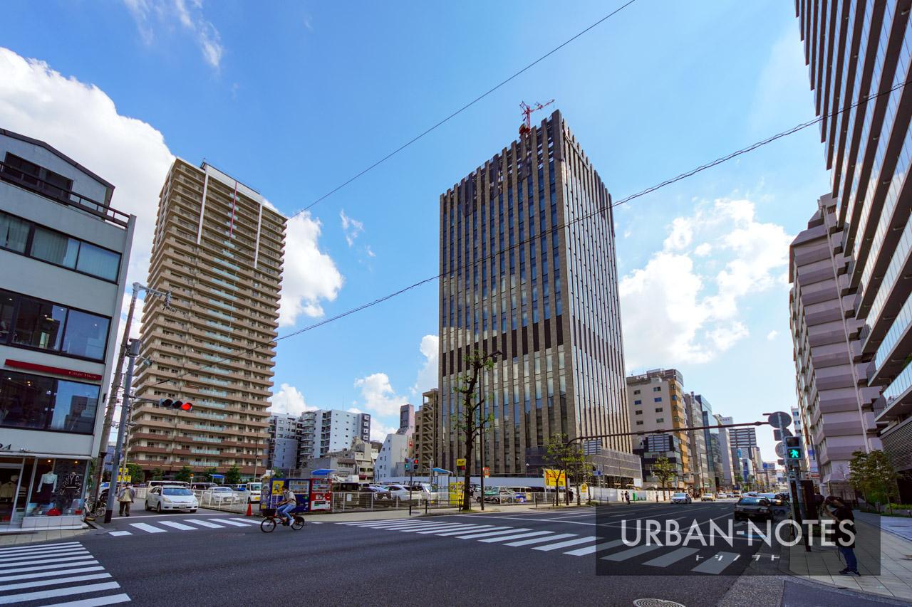 大阪厚生信用金庫新本店ビル 2021年10月 07