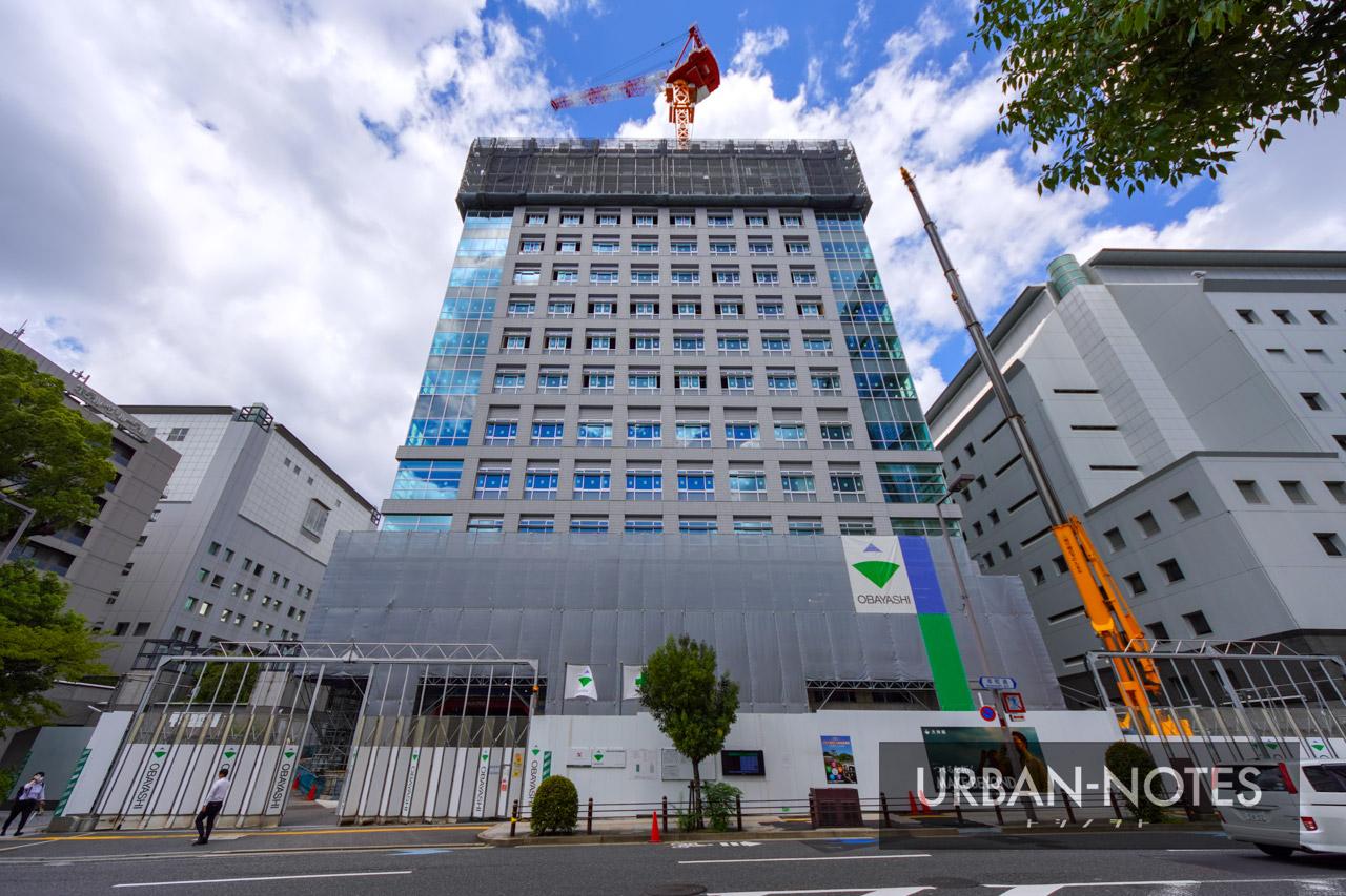 大阪第6地方合同庁舎 2021年9月 02