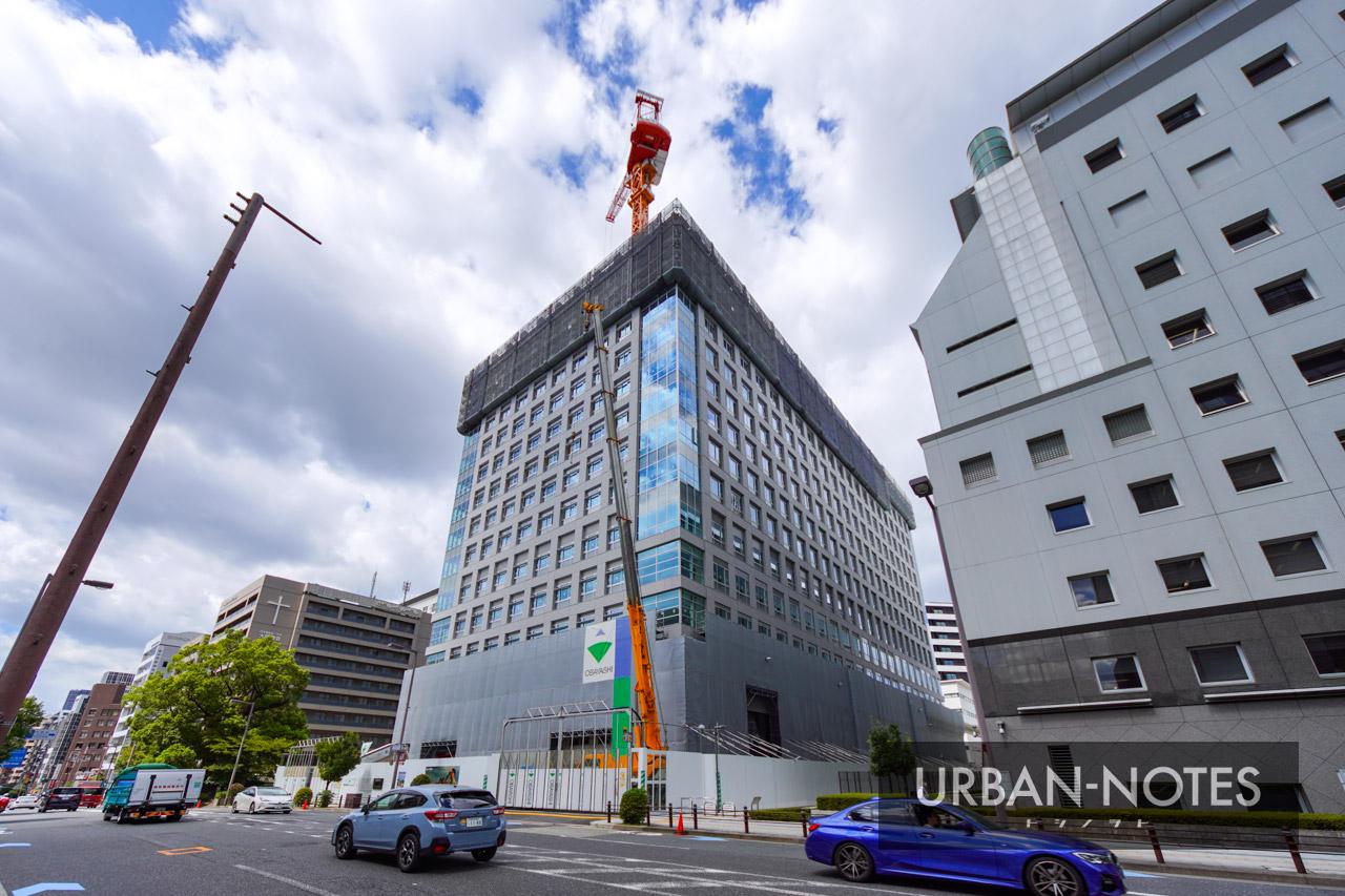 大阪第6地方合同庁舎 2021年9月 03
