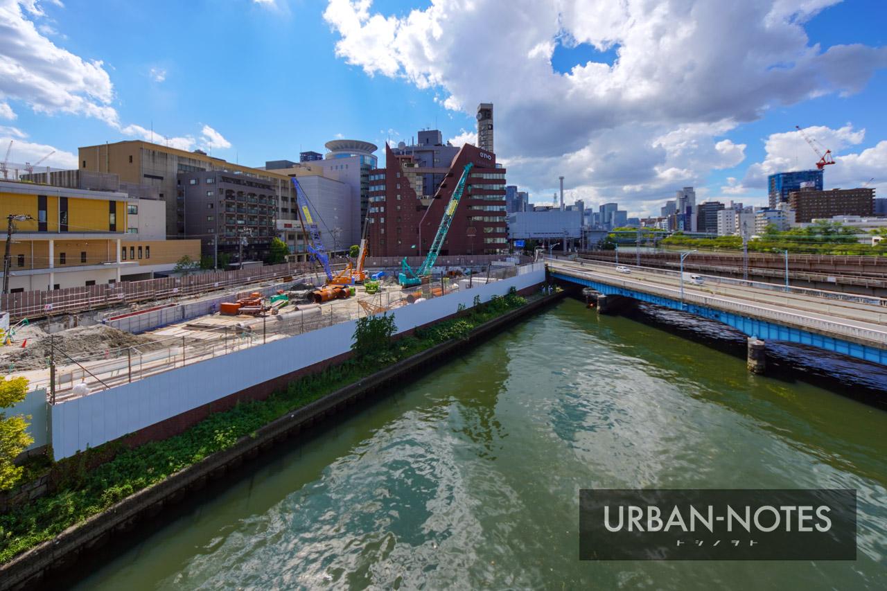 大阪・大手前一丁目プロジェクト 2021年9月 03