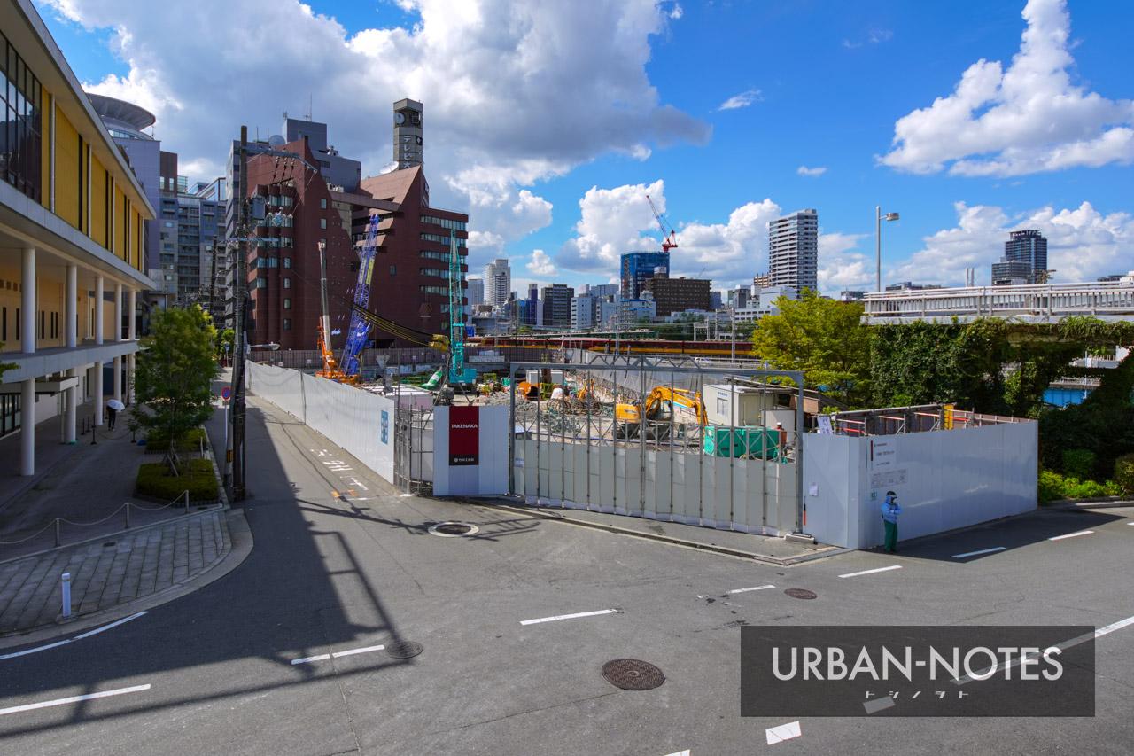大阪・大手前一丁目プロジェクト 2021年9月 05