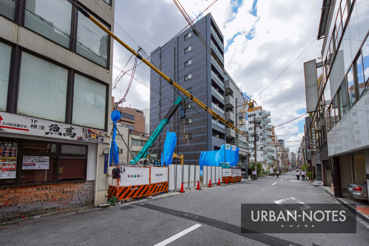(仮称)プレジオ鎗屋町新築マンション計画 2021年9月 01