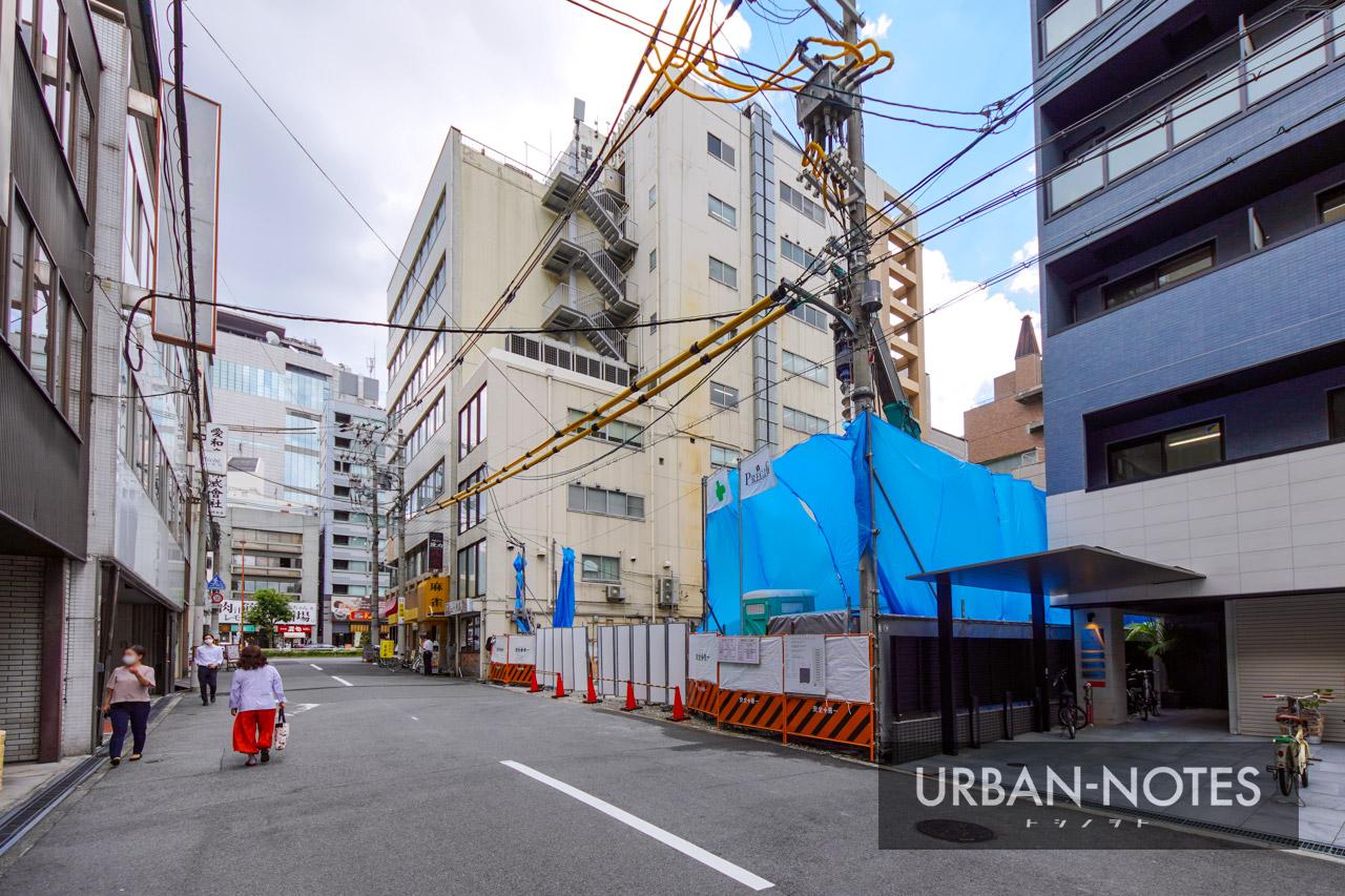 (仮称)プレジオ鎗屋町新築マンション計画 2021年9月 03