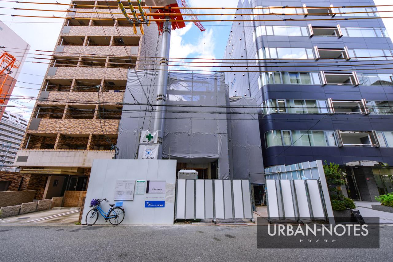 (仮称)プレサンス中央区船越町二丁目 新築工事 2021年9月 02