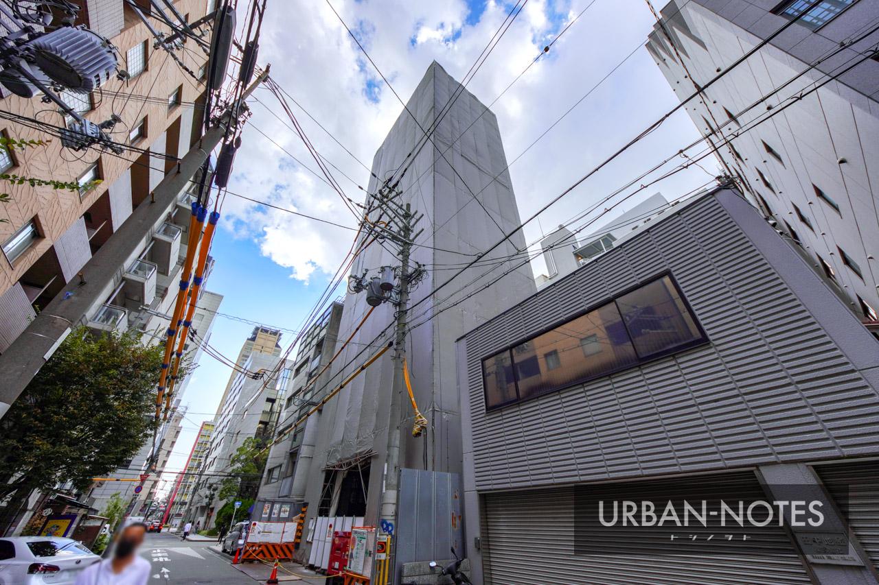 Cuvee J2 Hotel Osaka (キュヴェ・ジェイツー・ホテル オオサカ) 2021年10月 03