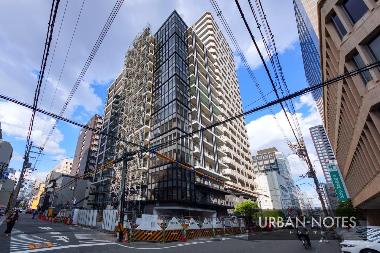 (仮称)南船場ホテル 新築計画 2021年10月 01
