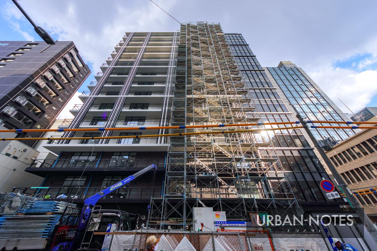 (仮称)南船場ホテル 新築計画 2021年10月 04