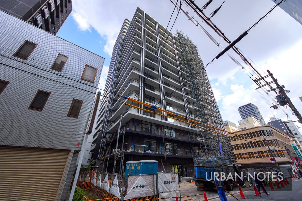 (仮称)南船場ホテル 新築計画 2021年10月 05