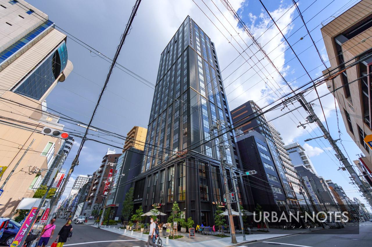 大阪グランベルホテル 2021年10月 03