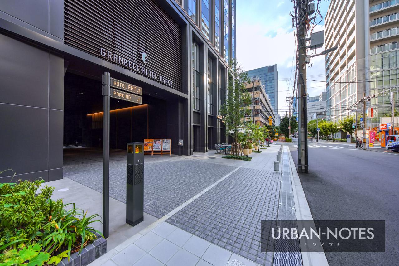 大阪グランベルホテル 2021年10月 06